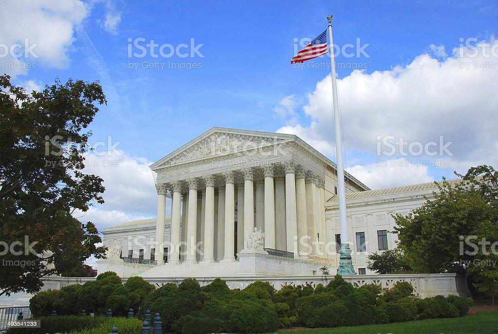 Sąd Najwyższy Washington, DC – zdjęcie