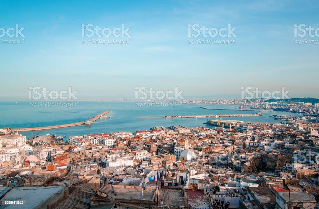 Sur les toits de la Casbah - Photo