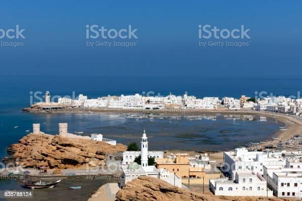 Sur town near Muscat, Oman