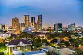 istock Surabaya Cityscape, Indonesia 1082929112