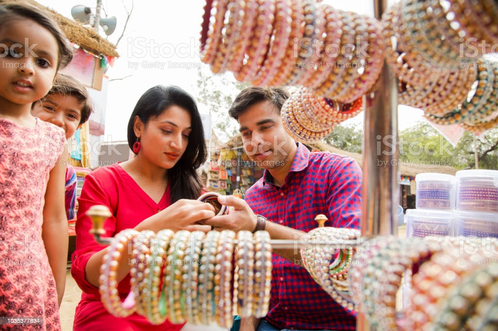 Surajkund, Faridabad, Haryana, India - Stock image stock photo