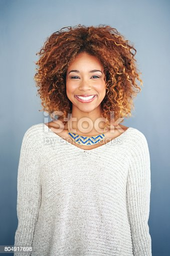istock I sure do have a lot to smile about 804917698