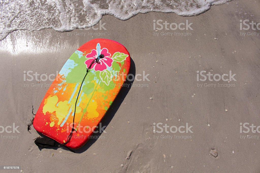 Surf Board stock photo
