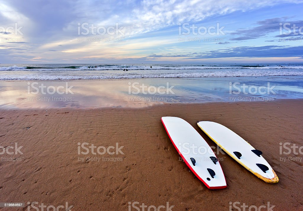 Royalty Free Laying Down On Surfboard Pictures, Images and ...