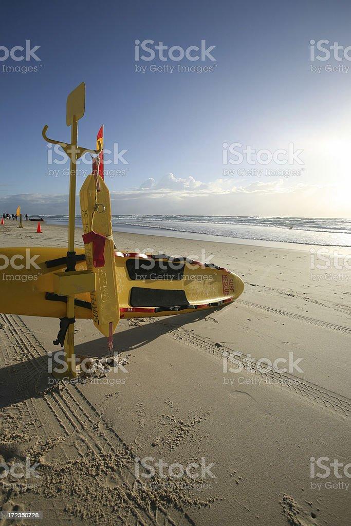 surf rescue australia royalty-free stock photo