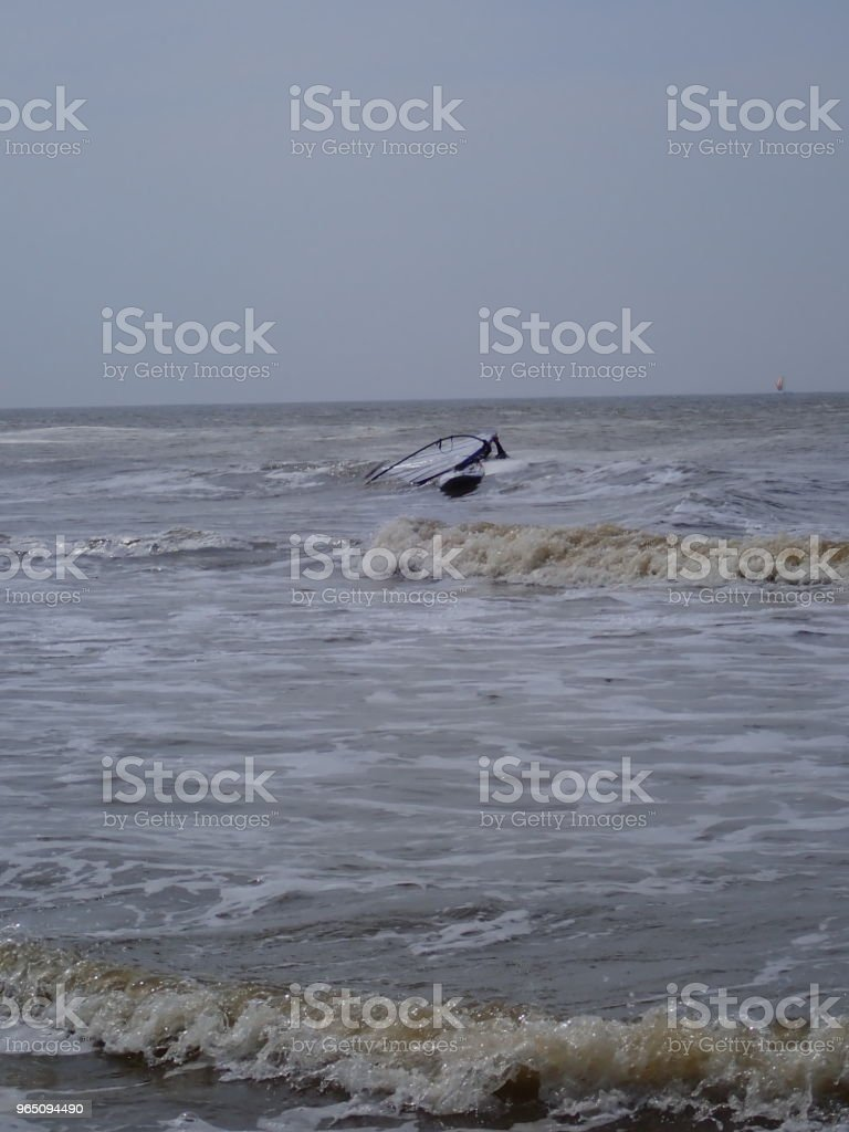 Surf the waves royalty-free stock photo