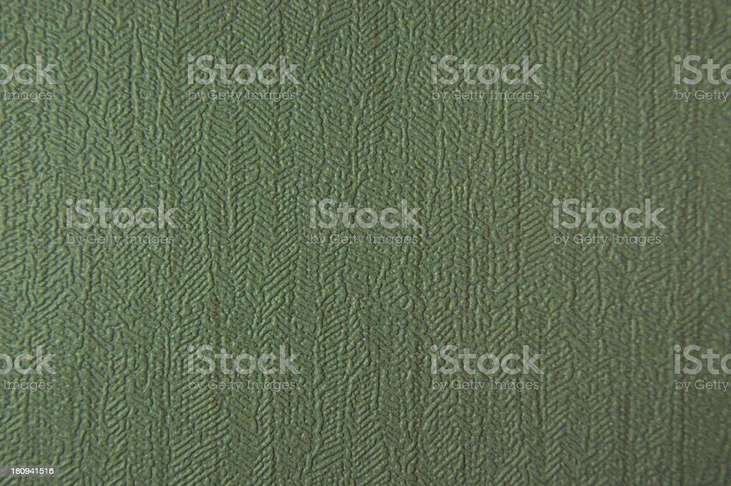 surface like leaf bump dark green tone with vinyl royalty-free stock photo