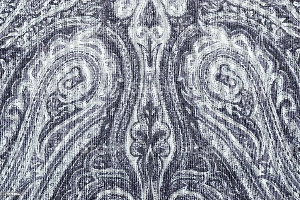 Surface of a cambric scarf royalty-free stock photo