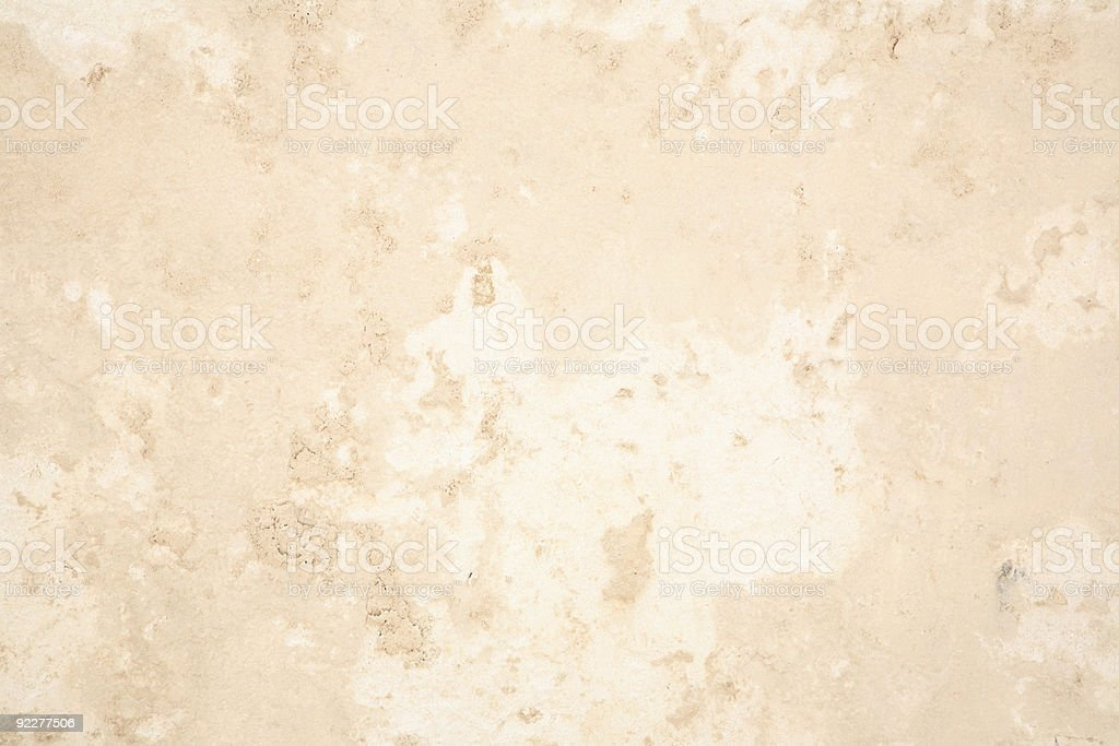 Surface of a Limestone Block stock photo