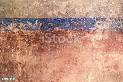 istock surface of an old wall 848616484