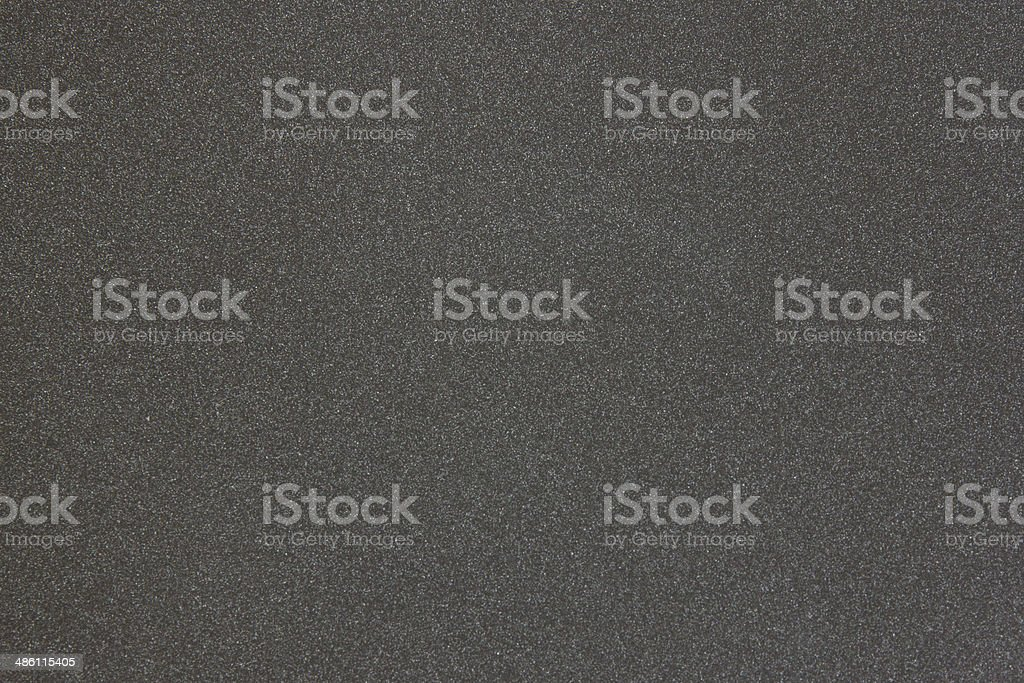 surface of black Teflon for the background stock photo