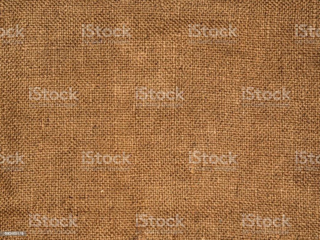 Surface of burlap stock photo