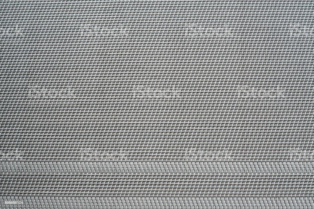 Surface of grey wicker texture background stock photo