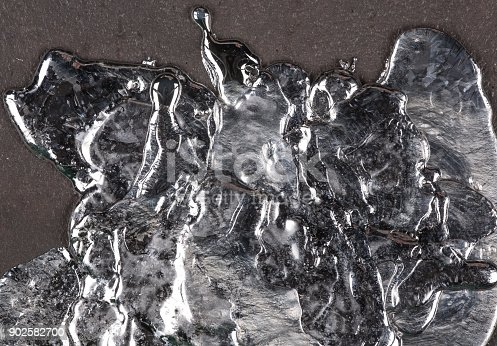 istock surface of molten metal 902582700