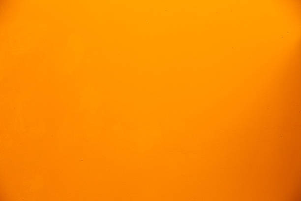 Surface of orange floor background. stock photo