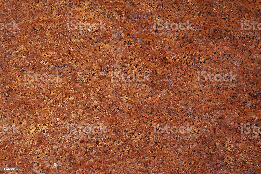 Surface of Rusted texture and rusty background royalty-free stock photo