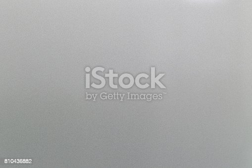 istock Surface of the refrigerator and light shining from side for concept, design background. 810436882