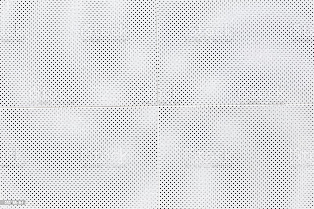 Surface of white wall have a hole for the design background. royalty-free 스톡 사진