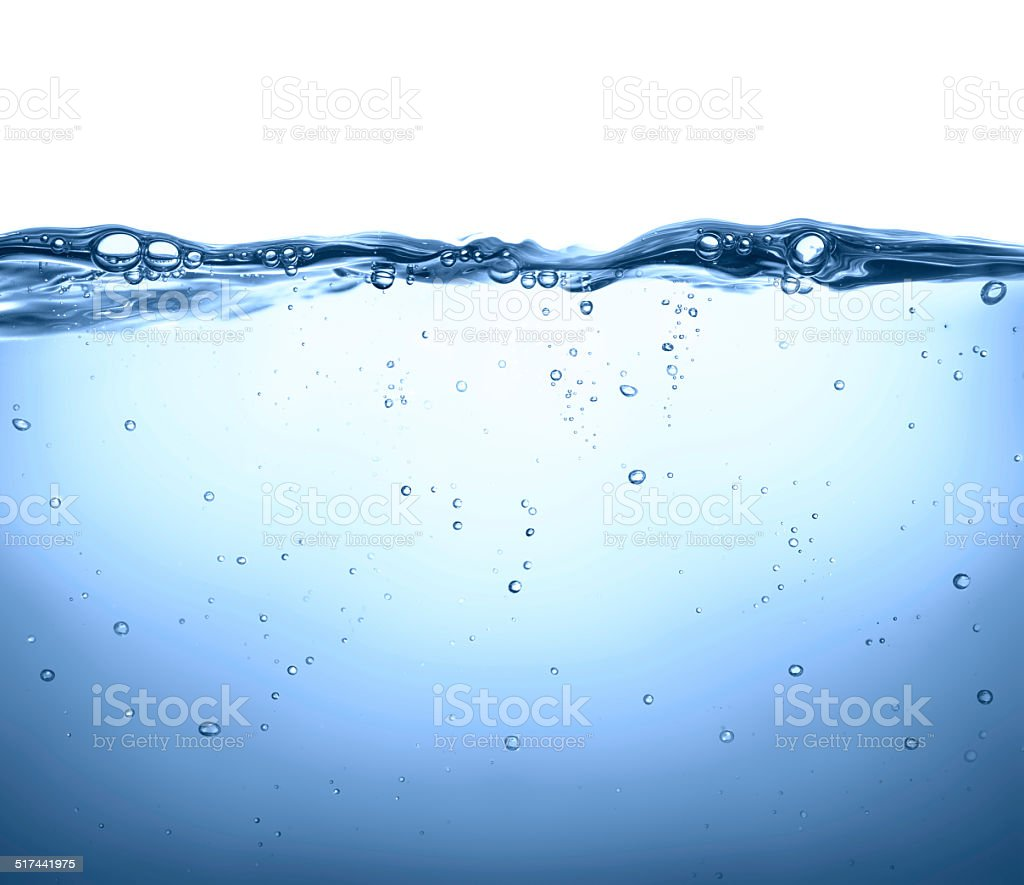 surface water stock photo