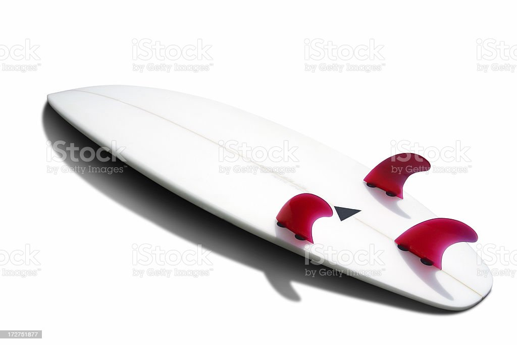 Surfboard royalty-free stock photo