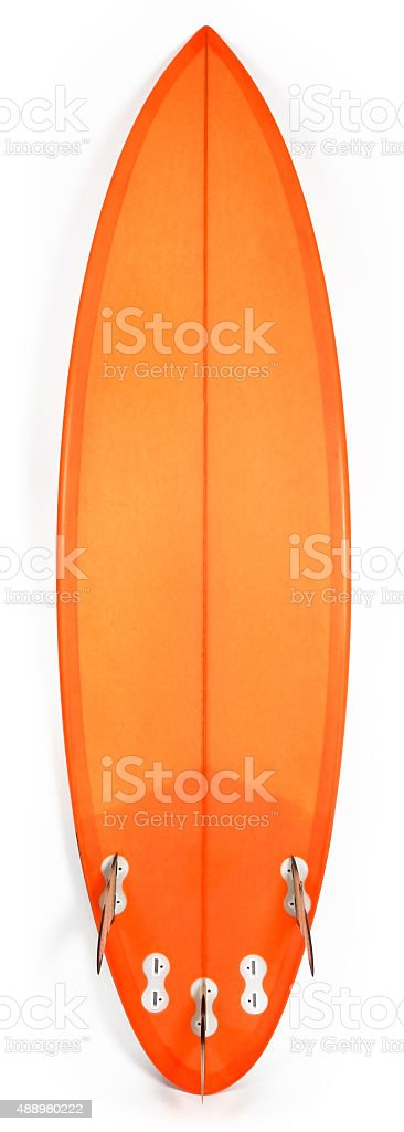 Surfboard stock photo