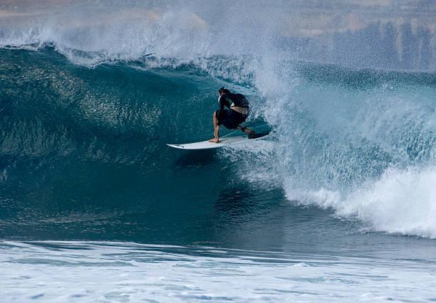 Surfer in Las Palmas, 2 – Foto