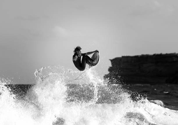 Best Black And White Surf Stock Photos Pictures Royalty