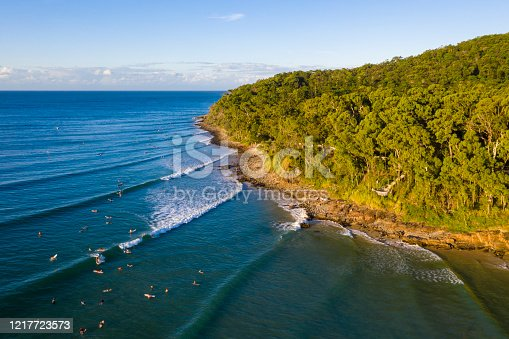 Noosa National Park is a very popular tourism destination at Noosa Heads