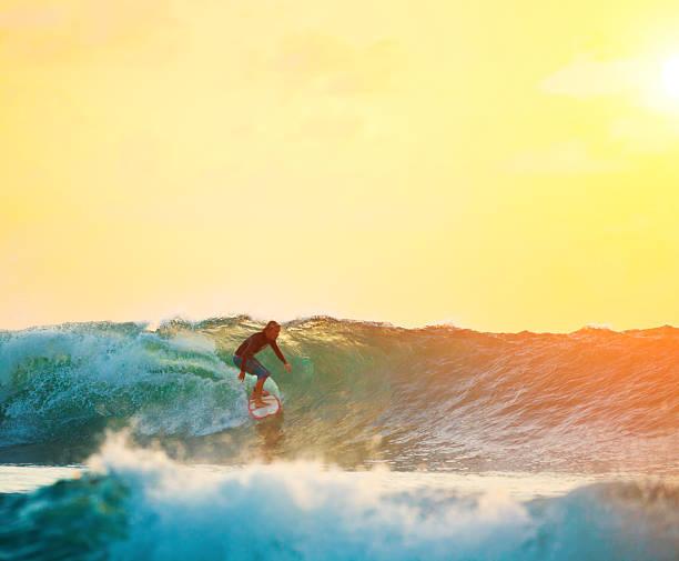 サーフィンをする - サーフィン ストックフォトと画像