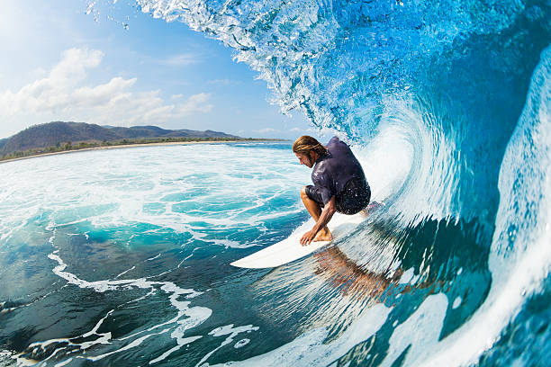 surfing - wave stock photos and pictures