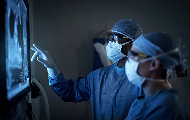 Surgical excellence at it's best - foto de stock