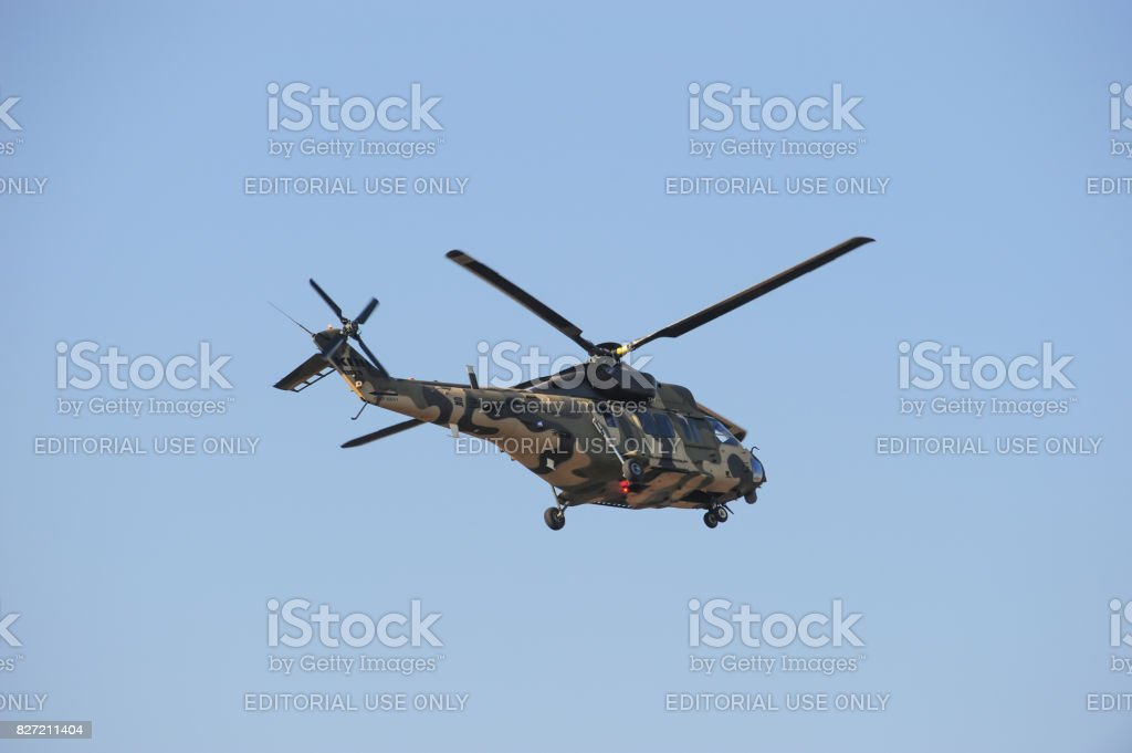 Surion Korean military helicopter stock photo
