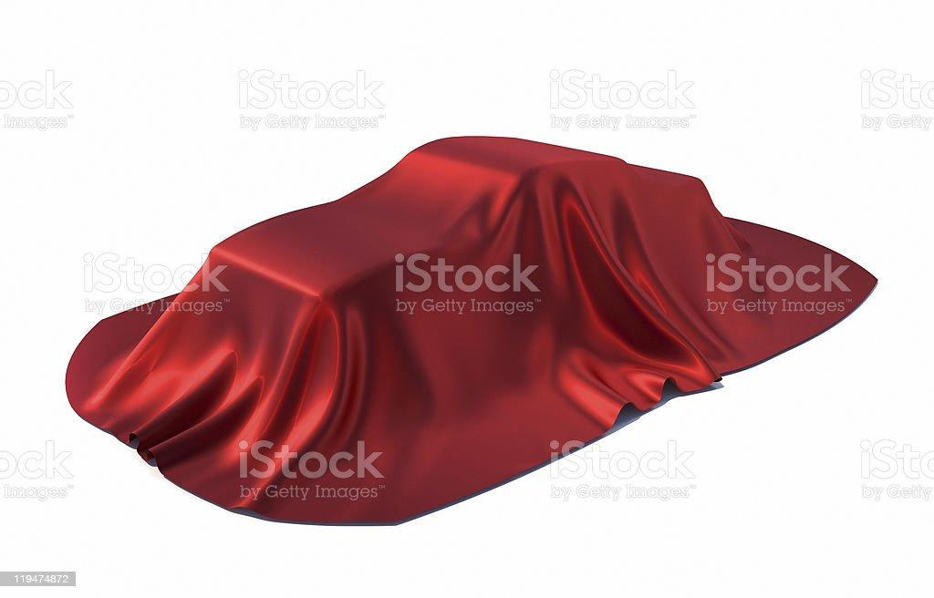 Surprise car royalty-free stock photo