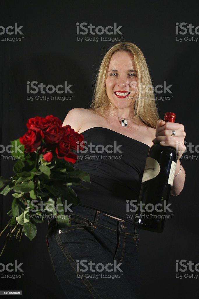 Sorpresa amore foto stock royalty-free
