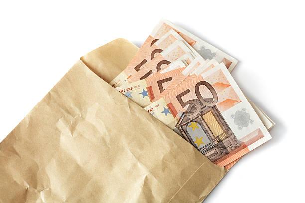 Surprise money stok fotoğrafı