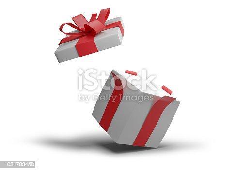 istock surprise present box 3d-illustration 1031708458