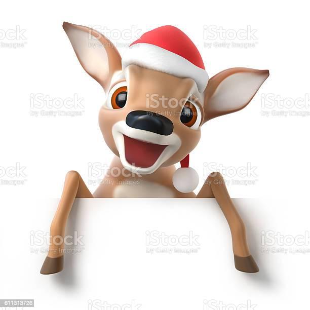 Surprized little cartoon deer with a santa hat picture id611313726?b=1&k=6&m=611313726&s=612x612&h=vaycagvwj a4x36di91aymj4hqwidlaj2zdduiqyw44=
