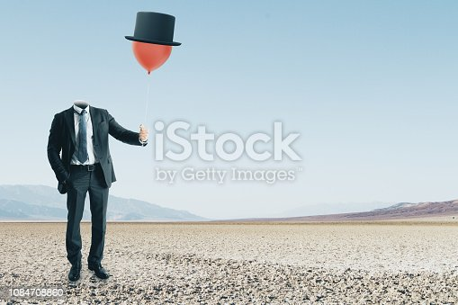 861862204 istock photo Surreal and spirit concept 1084708860