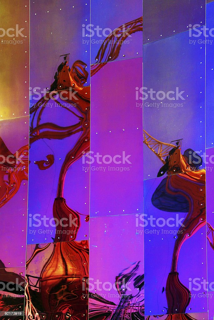 Surreal background royalty-free stock photo