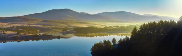Surreale Schönheit der Natur in der Nähe von Zlatibor – Foto