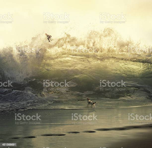 Surreal giant wave with surfer picture id451568691?b=1&k=6&m=451568691&s=612x612&h=r xba8 zbaebpslge7ppd9c55kxuu46of1eclw bgym=