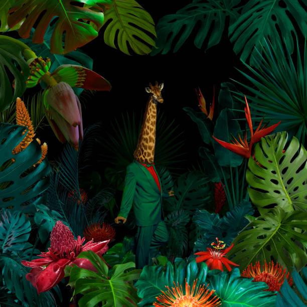 Surreal jungle portrait picture id1051240730?b=1&k=6&m=1051240730&s=612x612&w=0&h=u nyh1imhekfy3bnnoonlupxxwfqkh0vnmthujjzize=