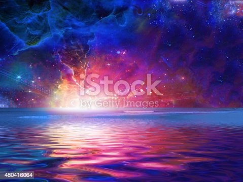 istock Surreal Sea 480416064