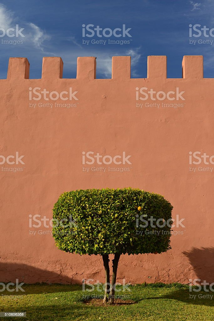 Surrealism, Marrakech, Morocco, Africa. stock photo