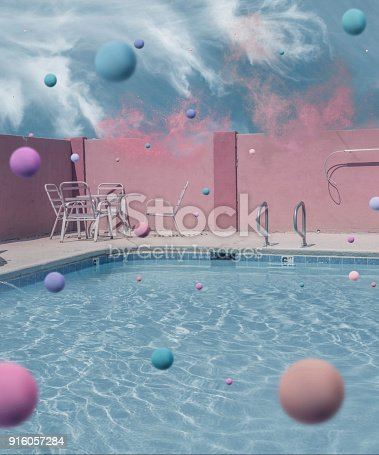 istock surrealistic waterpool action 916057284