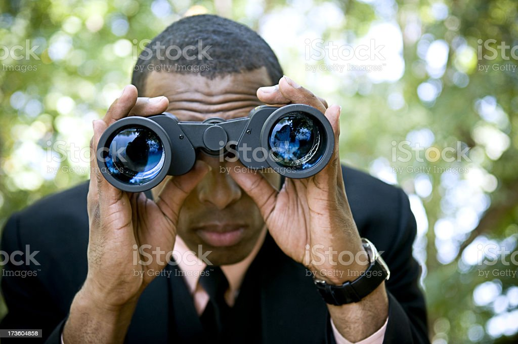 surveilance royalty-free stock photo