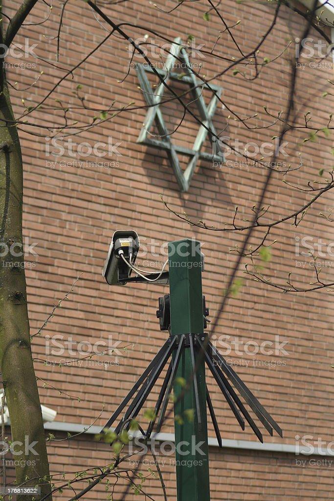 surveillance royalty-free stock photo