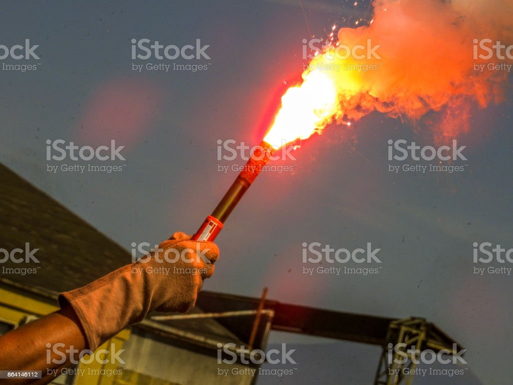 Survival Equipment royalty-free stock photo