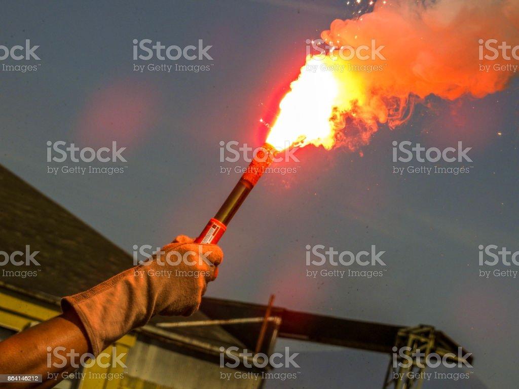 Survival Equipment royalty-free stock photo