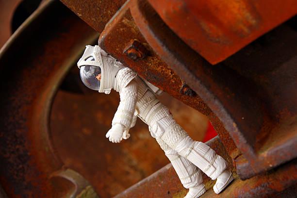 überleben der nostromo - sigourney weaver filme stock-fotos und bilder